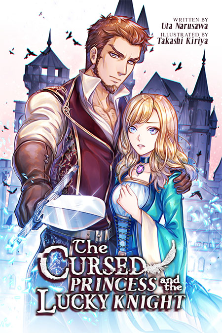 The Cursed Princess and the Lucky Knight Cover