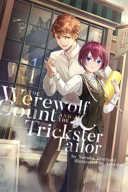 The Werewolf Count and the Trickster Tailor Cover