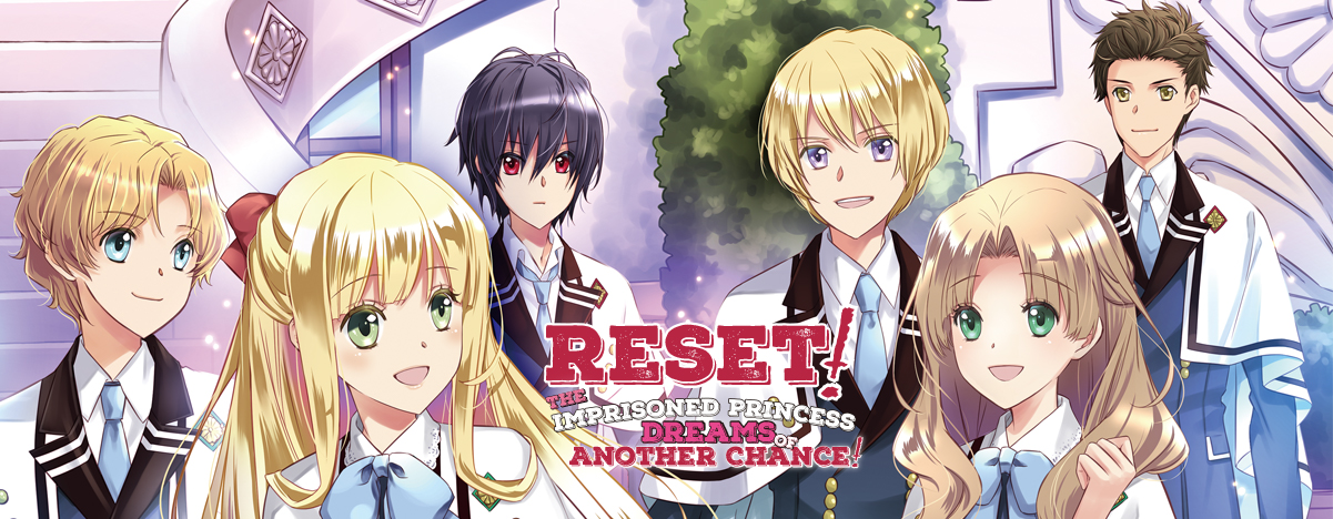 Reset! The Imprisoned Princess Dreams of Another Chance!